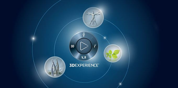 Dassault Systèmes anuncia o 3DEXPERIENCE.WORKS2