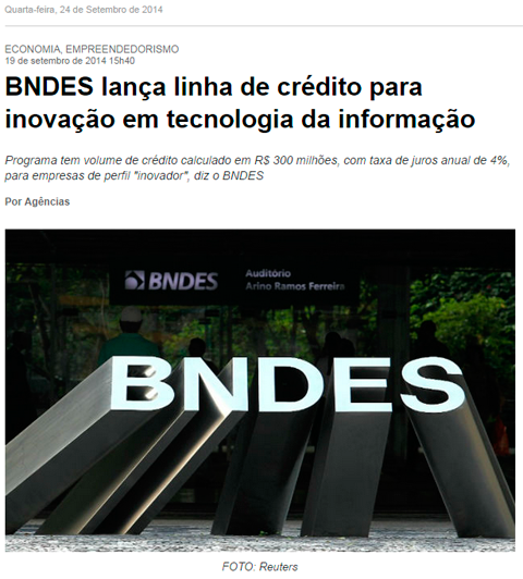 Clipping bndes