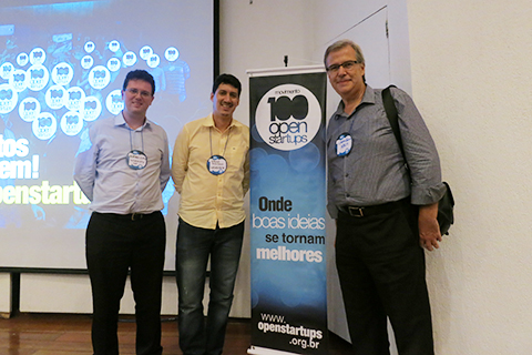 Evento: Movimento 100 Open Startups - 13/11/2015